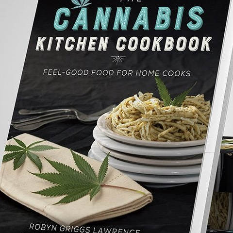 Cannabis Kitchen Cookbook